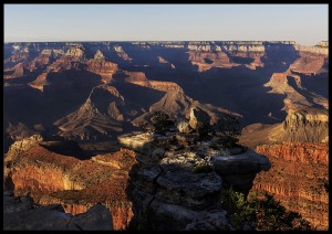 plakat grand canyon sunset arizona usa 3