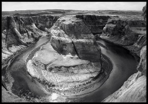 plakat horseshoe bend arizona usa 2