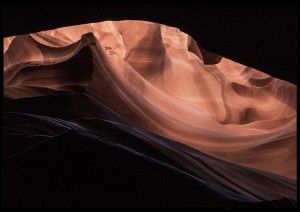 plakat antelope canyon arizona usa 7