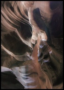 plakat antelope canyon arizona usa 5