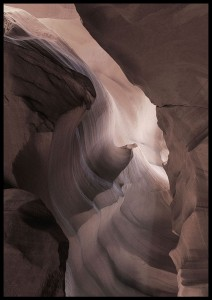 plakat antelope canyon arizona usa 9